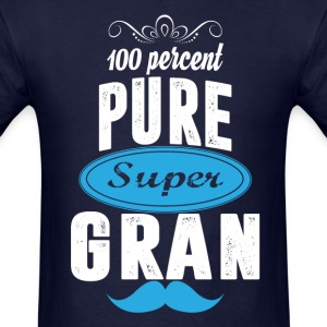 100 percent Pure Super Gran T-Shirts - Men's T-Shirt