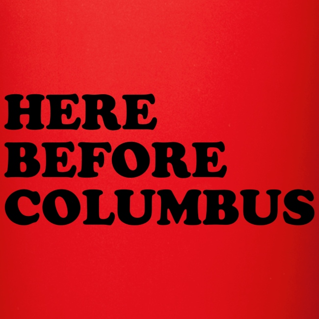 Here Before Columbus