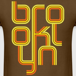 BROOKLYN 3 COLORS MEN T-SHIRT - Men's T-Shirt