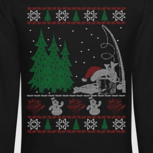 Fishing Christmas - Crewneck Sweatshirt