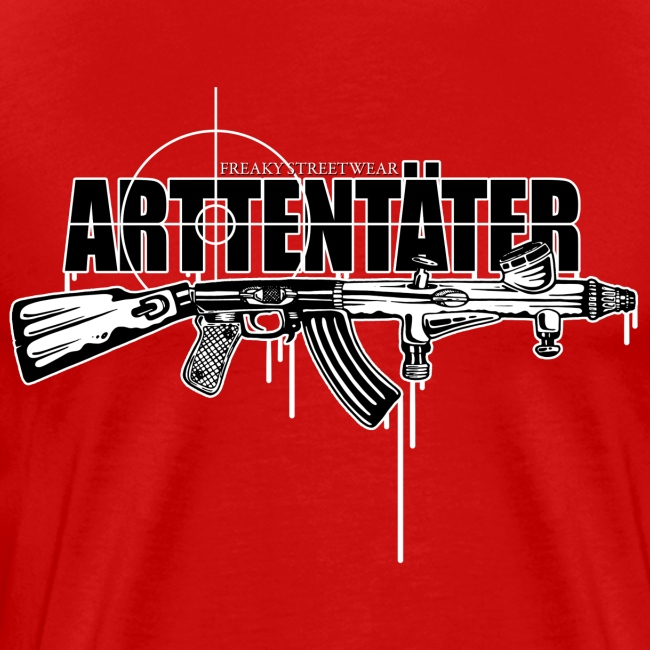 Arttentäter 4 - make art, not war
