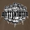 Arttentäter 2 - make art, not war - Men's Premium T-Shirt