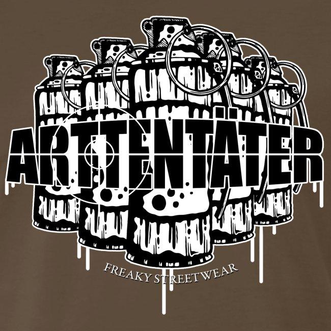 Arttentäter 2 - make art, not war
