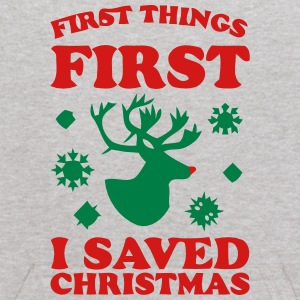 I SAVED CHRISTMAS Sweatshirts - Kids' Hoodie