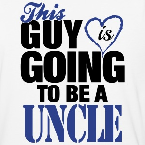 This Guy Is Going To Be A Uncle T-Shirts - Baseball T-Shirt