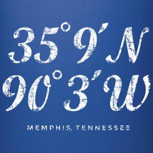 Memphis Coordinates Vintage White