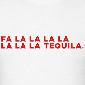 Tequila Funny Christmas - Men's T-Shirt
