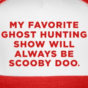Scooby Doo Ghost Hunting - Trucker Cap