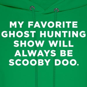 Scooby Doo Ghost Hunting
