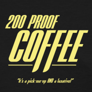 Design ~ 200 Proof Coffee (Women's)