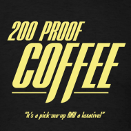 Design ~ 200 Proof Coffee
