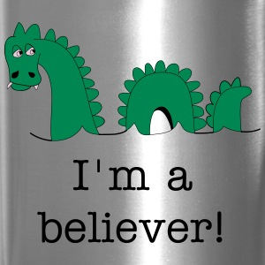 Thermal Travel Mug with Loch Ness Monster - Travel Mug