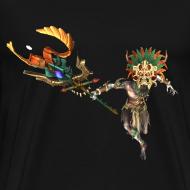 Design ~ Smite Ah Puch Men's T-shirt