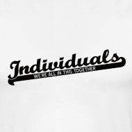 Design ~ Individuals (Black)
