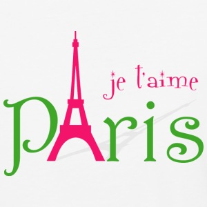 I love Paris T-Shirts - Baseball T-Shirt