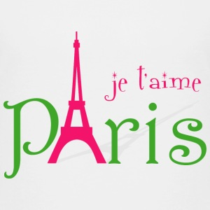 I love Paris Kids' Shirts - Kids' Premium T-Shirt