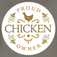 Design ~ Proud chicken owner