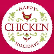 Design ~ Happy chicken holidays