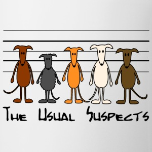 The usual suspects Mugs & Drinkware - Coffee/Tea Mug
