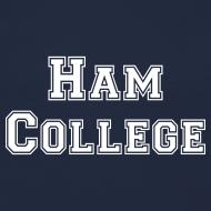 Design ~ Ham College Sweat Shirt