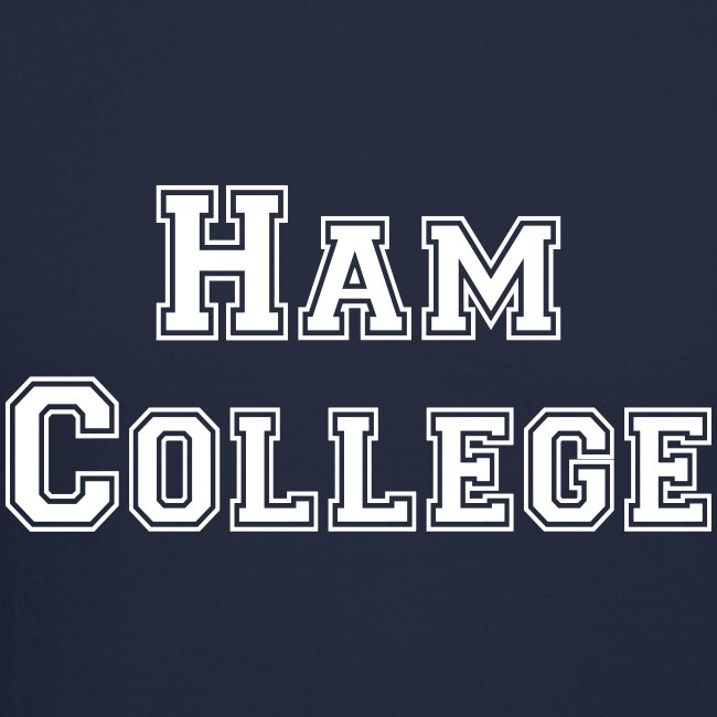 Ham College Sweat Shirt