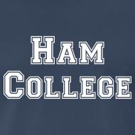 Design ~ Ham College T-Shirt