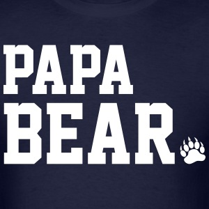 papa_bear T-Shirts - Men's T-Shirt