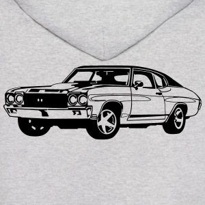 muscle car - Men's Hoodie