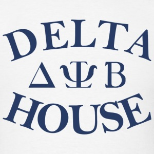 Delta House - Neighbors - Men's T-Shirt