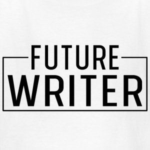 Future Writer - Kids' T-Shirt