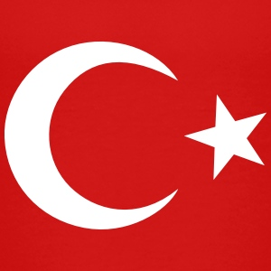Turkish Flag - Toddler Premium T-Shirt