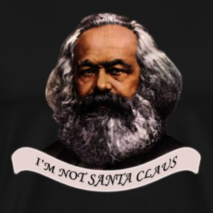 Karl is not Santa Claus T-Shirts - Men's Premium T-Shirt