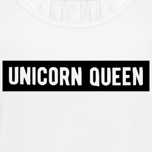 UNICORN QUEEN Tanks - Women's Flowy Tank Top by Bella