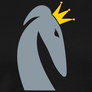 greyhound princess T-Shirts - Men's Premium T-Shirt