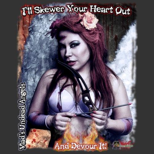 Scarlet Live Skewer Heart