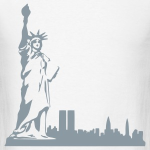Statue of Liberty T-SHIRT - Men's T-Shirt