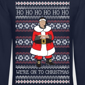 We're Onto Christmas - Crewneck Sweatshirt