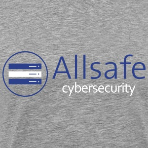 mr robot fsociety allsafe T-Shirts - Men's Premium T-Shirt