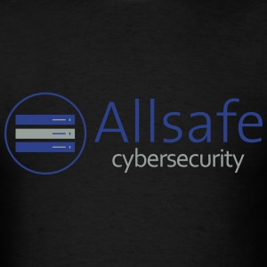mr robot fsociety allsafe T-Shirts - Men's T-Shirt