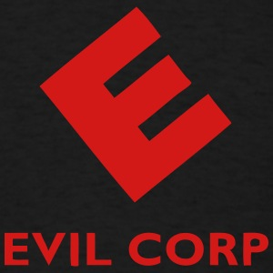 evil corp mr robot fsociety T-Shirts - Men's T-Shirt