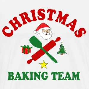 Christmas Baking Team T-Shirts - Men's Premium T-Shirt