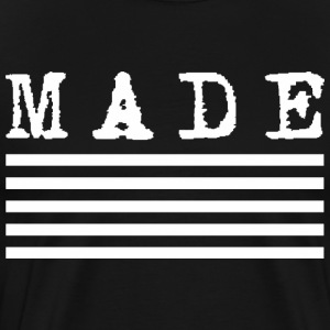 bigbang made - Men's Premium T-Shirt