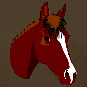 horse head - Women's T-Shirt
