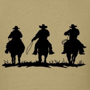 cowboys - Men's T-Shirt