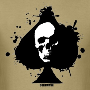 ACE SKULL T-Shirts - Men's T-Shirt