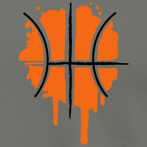 Basketball graffiti T-Shirts - Men's Premium T-Shirt