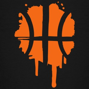 Basketball graffiti Kids' Shirts - Kids' Premium T-Shirt