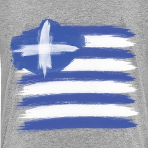 Greece Flag greek Kids' Shirts - Kids' Premium T-Shirt