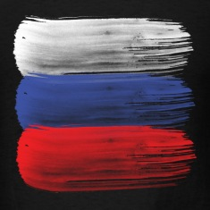 Russia flag russian T-Shirts