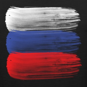 Russia flag russian Tank Tops - Men's Premium Tank